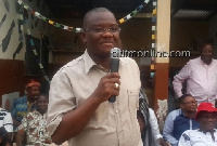 Sylvester Mensah, Former CEO of National Health Insurance Authority (NHIA)