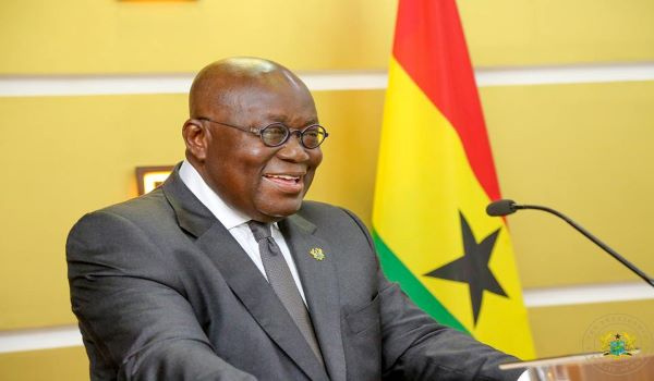 Akufo-Addo gets accolades on 76th birthday