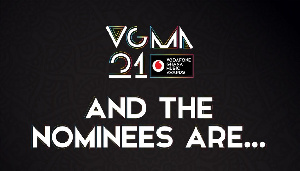 The nominees are being released hourly