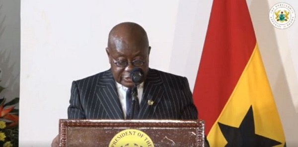 Akufo-Addo swears in Alan and 27 other ministers of state