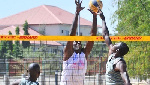 Volleyball in Ghana