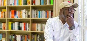Writer, critic, and essayist Oris Aigbokhaevbolo