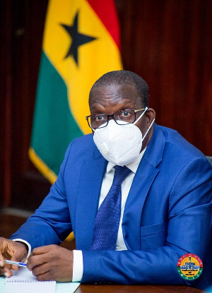Speaker of Ghana's 8th Parliament, Alban Kingsford Sumani Bagbin