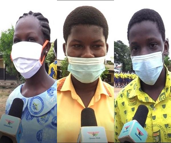 Basic schools in Sunyani comply with coronavirus protocols