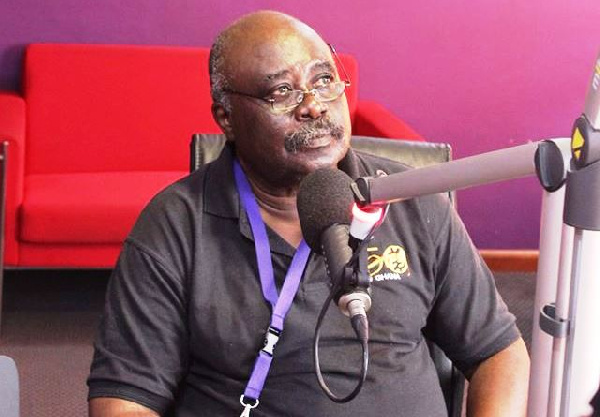 Charles Wereko-Brobbey says radio stations do not need licenses to operate