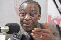 Minister of Monitoring and Evaluation, Dr. Anthony Akoto Osei