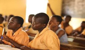 Ghanaian Students 2