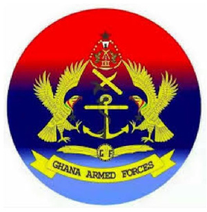 Ghana Armed Forces Logo