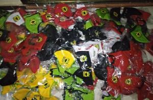 Strike are producing Kotoko branded kits
