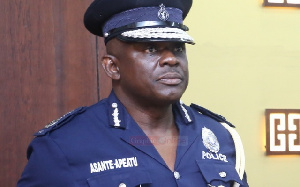 David Asante-Apeatu, Inspector General of Police (IGP)