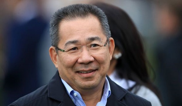 It is reported that Vichai Srivaddhanaprabha was on board the helicopter before its fatal crash