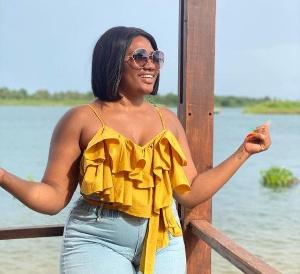 Nana Abena Korkor Addo, social media vixen