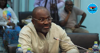 Kennedy Agyapong is MP for Assin Central