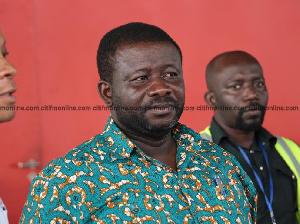 Eric Nana Agyeman Prempeh Nadmo Director