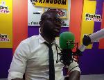 Prince Kamal Gumah, NPP National youth organizer hopeful