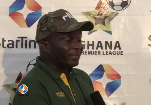 Ernest Thompson-Quartey, Ebusua Dwarfs coach
