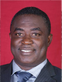 Nii Laryea Afotey Agbo, Accra Regional Minister