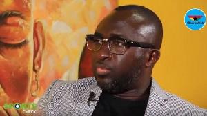 Former Ghana forward Augustine Arhinful