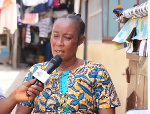 Actress Maame Gyanwaa receives GH¢4,050 through SVTV Africa Foundation