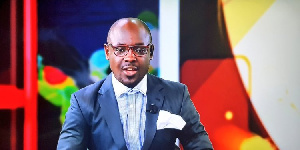 Henry Asante Twum, Ghana Football Association Communications Director