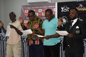 Representatives of GBFA