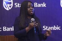 Afua Twumwaa Bulley, Head of Global Markets, Stanbic Bank Ghana
