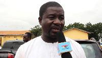 Former NDC Youth Organiser, Sidi Abubakar