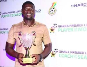 Hearts of Oak coach Samuel Boadu