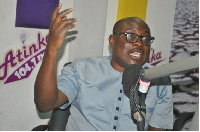 Kwaku Boahene, Deputy National Democratic Congress' Director of Communications