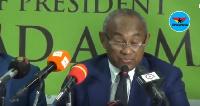 Confederation of African Football (Caf) president, Ahmad Ahmad