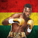 Former IBF Lightweight Champion, Richard Commey