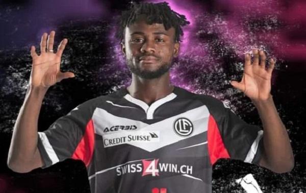 Asumah Abubakar-Ankrah scores in Lugano away victory against Luzern
