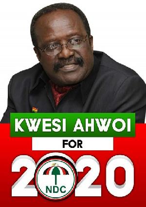 Kwasi Ahwoi 2020