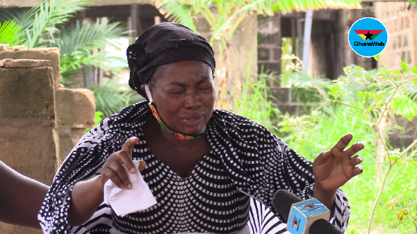 Murdered Ofankor tenant left behind two children – Mother says