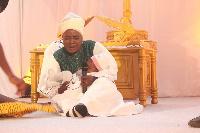 Gospel star Mercy Twum-Ampofo