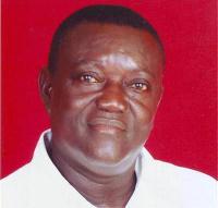 The accused, Joseph Omari -  Kwahu South DCE