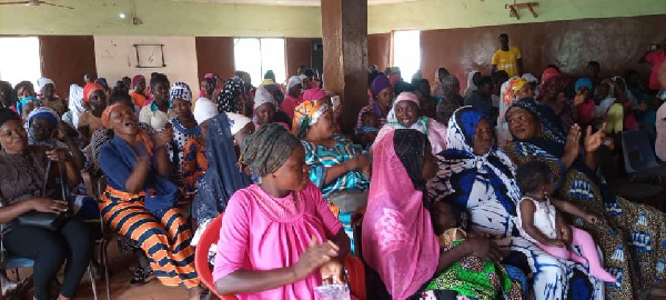 Over 20 NPP members defect to NDC in Salaga 2