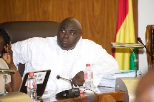 Chief of Staff, Julius Debrah