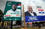 With four months to December polls 'forces of darkness' threaten Ghana's peace