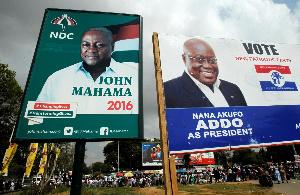 NDC NPP Billboards