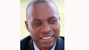 Edward Kisuze, a former administrative assistant at Makerere University