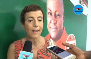 Diana Acconcia, Head, European Union to Ghana