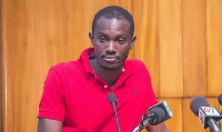 Ernesto Yeboah is former National Youth Organiser of the CPP