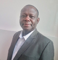 Prof. Amin Alhassan is Director-General of the Ghana Broadcasting Corporation (GBC)