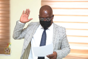 WATCH Photos Of GHALCA's Swearing In Ceremony Of New Executives   WA0036