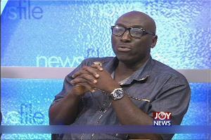 Member of NDC's legal team, Abraham Amaliba