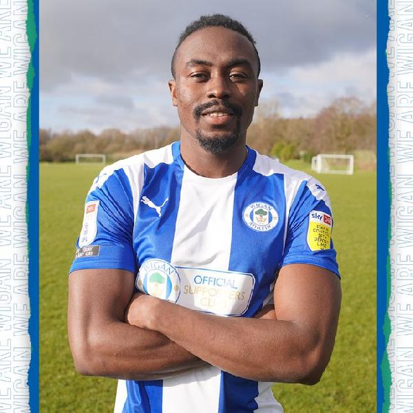 Ghanaian winger, Joe Dodo