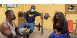 Ghanaian gym instructor, Felix Mettle