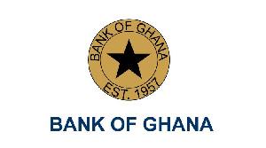 Bank of Ghana logo