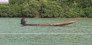 A clean Ankobra river
